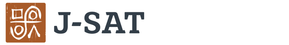 J-SAT Logo Header
