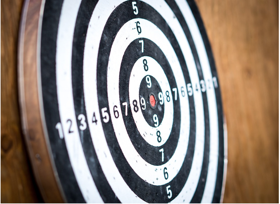 Identifying the Adaptive Change Target
